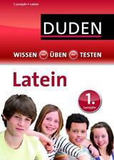 DUDEN Latein 1.Lehrjahr...Wissen - Üben - Testen