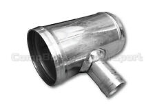 Alloy T-Piece 28mm OD / 100mm length / 10mm T-Piece Pipe Hose Fitting CMBTP2810