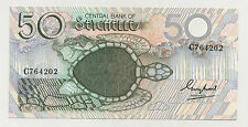 Seychelles 50 Rupees ND 1983 Pick 30 UNC Uncirculated Banknote