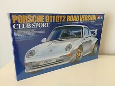 NEW Tamiya 1/24 Porsche 911 GT2 Road Version Model Kit Hasegawa REVELL AMT