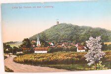 26352 AK Collm bei Oschatz Colmberg Kirche Häuser um 1912