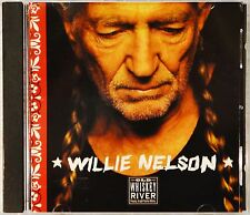 Willie Nelson Old Whiskey River Promo DJ CD Just Dropped In The Great Divide
