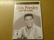MUSIC DVD / ELVIS PRESLEY: LOVE ME TENDER