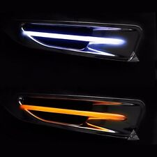 LED Side Signal Lamp Garnish Fender Light (Fits: KIA Optima K5 2016+ )
