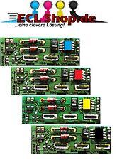 4 x reset CHIP PER SAMSUNG clp-510 clp-510n clp-515 clp-515n CMYK
