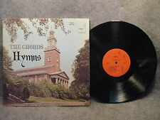 33 RPM LP Record The Chords Hymns Chords Recording Company CRS-1004 Excellent!