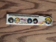 Sailor Moon Seika Note Faces Ruler