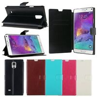 Verschiedene Handys Schutz Hülle Leder Tasche Wallet Case Cover Etui Schutzhülle