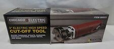 Chicago Electric Power Tools 120 Volt 3 in. High Speed Cut-Off Tool