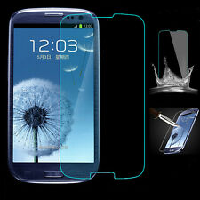 Genuine Tempered Glass Screen Protector Shockproof Samsung Galaxy S3 Neo i9301