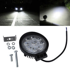 27W 12V 24V Spot Led Work Light Lamp Bar Boat Tractor Truck Off-road SUV T71
