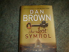 The Lost Symbol by Dan Brown 2009 Hardback