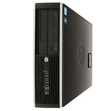 HP 8200 Elite Desktop Computer 16GB 1TB Intel Core i5 3.1GHz Windows 7 Pro