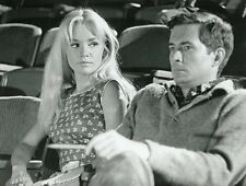 ANTHONY PERKINS  TUESDAY WELD  PRETTY POISON 1968 VINTAGE PHOTO ORIGINAL #1
