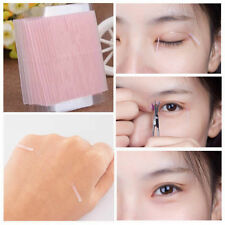 Hot 100x Beauty Double-sided Invisible Thin Eyelid Clear Adhesive Sticker Tape