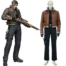 Resident Evil Costumes Resident Evil 4 Leon S Kennedy Cosplay Costume A012