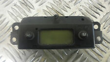 2003 FORD FOCUS 1.8 TDI INTERIOR DASHBOARD CLOCK 98AB-15000-CCW