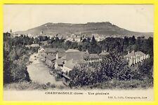 cpa 39 - CHAMPAGNOLE Perle du Jura VUE GÉNÉRALE L'Angillon