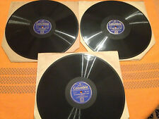 "THOMAS BEECHAM ""The Faithful Shepherd"" Suite (Handel) 3x12"" 78rpm  LX915/6/7 NM+"