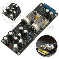 Headphone Amplifier Module 6J1 Valve Tube PreAmplifier Kit Assembled Board Audio