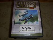 DVD AVIONS de GUERRE LE SPITFIRE Ed ATLAS 2008 69mn