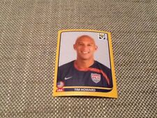 #203 Tim Howard USA Panini World Cup 2010 GOLD SWISS EDITION sticker Everton