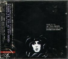 AUTO-MOD LUNATIC ENSEMBLE - TRIBUTE TO AUTO-MOD FLOWER IN THE DARK Japan CD OBI