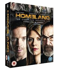 HOMELAND SEASONS 1-3 - BLU-RAY BOX SET