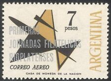 Argentina 1965 Plane/Aircraft/Aviation/Transport/StampEx 1v o/p (n30444)
