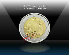 "SPAIN 2 EURO 2017 "" Kingdom of Asturias "" Commemorative coin * UNCIRCULATED"