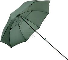 Keenets Waterproof Shelter Fishing Umbrella - Green 210T Polyester Fabric