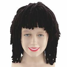 Cool JAMAICAN Bobsleigh RASTA WIG  DREADLOCKS RUUD GULLIT FANCY DRESS