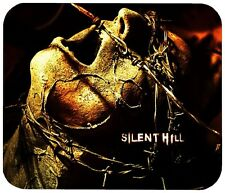 "SILENT HILL MOUSE PAD 1/4"" RETRO HORROR MOVIE MOUSEPAD"