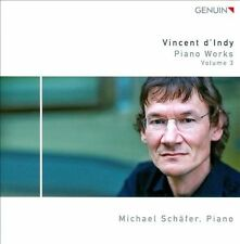 D'Indy: Piano Works Vol 3, New Music