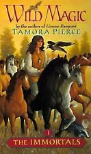 Wild Magic (Immortals #1) Pierce, Tamora Mass Market Paperback