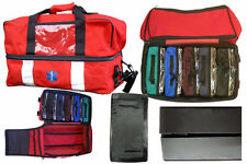 KITTED PARAMEDIC BAG, FIRST AID, AMBULANCE, EMT, ECA, RESPONDER, MEDIC, NURSE