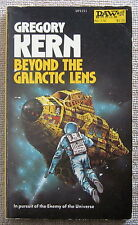 DAW NO 176 Gregory Kern Beyond the Galactic Lens Eddie Jones Dec 75 PB