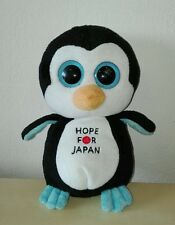 Peluche Pinguino Hope For japan 15 cm originale ty plush soft toys idea regalo