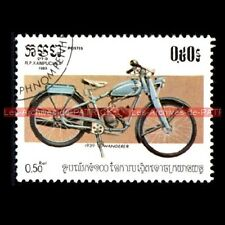 WANDERER 98 1939 - KAMPUCHEA Cambodge Moto Timbre Postage Stamp
