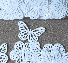 Farfalla MONARCA PUGNI 80gsm White Paper * secondi * 100 pezzi!