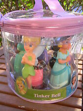 Disney Parks PRINCESS Bath Pool Play Toy Rapunzel Tinkerbell Jasmine Tiana Mulan
