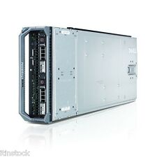 10x Dell PowerEdge M610 Blade Server 2 SIX Core XEON L5640 2.26GHz 48GB R 2x146G
