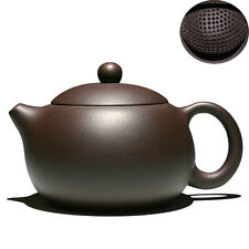280ml pot Authentic yixing zisha tea pot Chinese handmade pots marked 188 holes