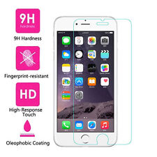 iPhone 5 5S 5C Screen Protector Tempered Glass For Apple 100% GENUINE 9H HD