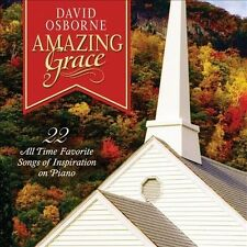 Amazing Grace: 22 All Time Favorite Songs of Inspiration on Piano by David...