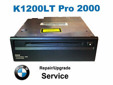 BMW Professional 2000 Audiosystem K1200LT Repair & Upgrade Service