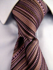 Men's BCBG Attitude Beautiful Classic Imported Silk Tie Hand Sewn 18352