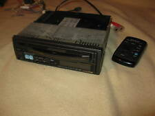 Alpine 3DE-7887 3 disc in dash cd player COMPLETE WITH REMOTE!