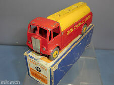 "DINKY TOYS MODEL No.591 A.E.C TANKER ""SHELL CHEMICAL "" VN MIB"