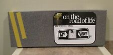 ON THE ROAD OF LIFE  - MY WAY - 4x4 PHOTO FRAME - NIB